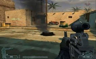 أسلحة لعبة IGI 3