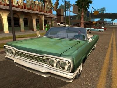 سيارات لعبة GTA San Andreas