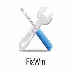 أيقونة برنامج تصليح ويندوز FixWin