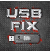 أيقونة برنامج UsbFix