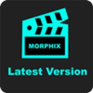 شعار برنامج Morphix tv