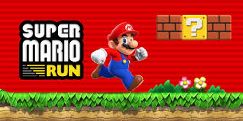 شعار لعبة ماريو